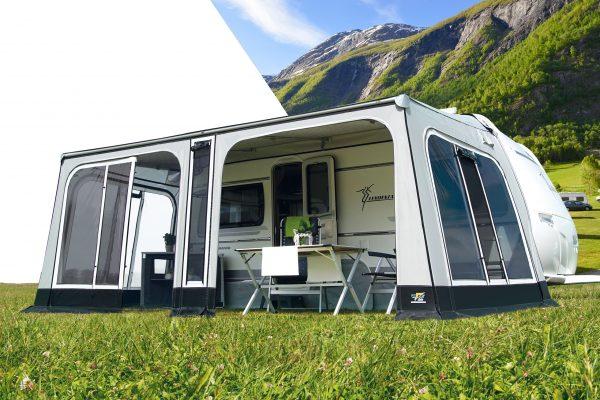 Rolli-Markisen: Einfach mehr vom Zelt
