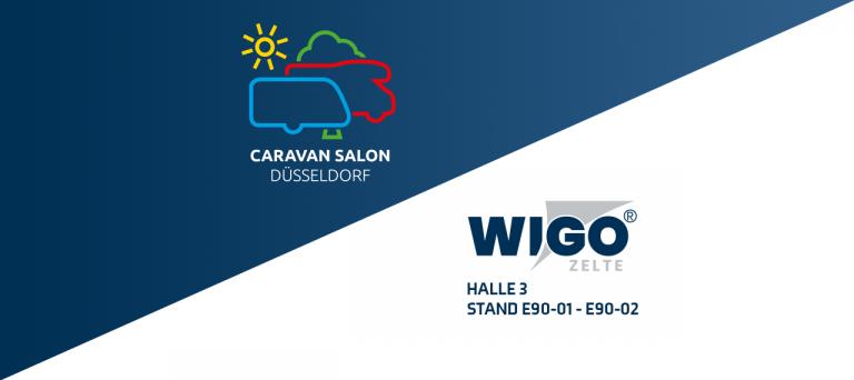 WIGO auf dem Caravan Salon 2021