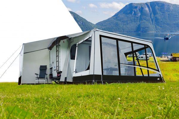 Sonderzelte: Exklusiv für spezielle Wohnwagenformen